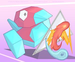 Tri-Attack Porygon