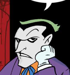 The Jokers Reaction