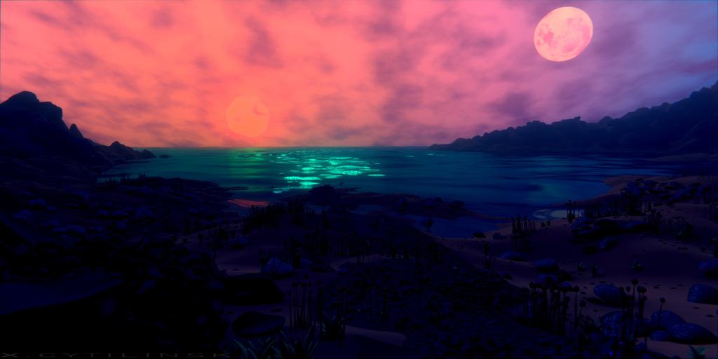Sundown Shoreline