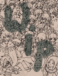 WIP festival:  the second stringers