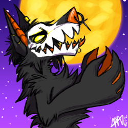 Halloween Charly