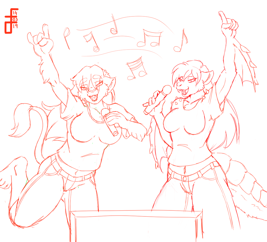 Most recent image: Karaoke Night