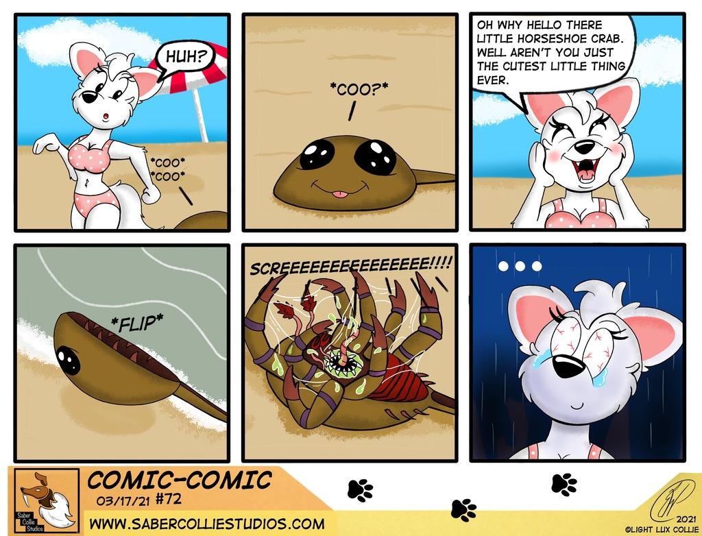 Comic-Comic #72 (3/17/21)