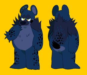 hyena design