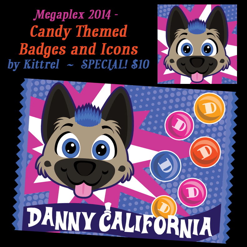 Candy Badge Special