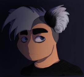 Milo the Skunk Dude