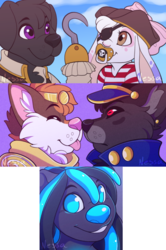 Sept Icons 16, 17, 18