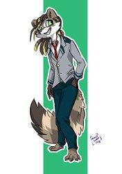 Raku My Hero Academy cosplay