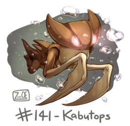 141 - Kabutops