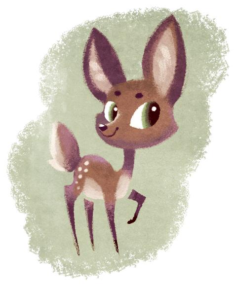 Deer style practice