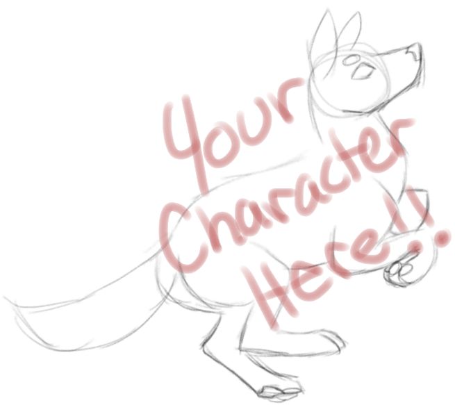 YCH Pixel Canine Auction!! [Closed]