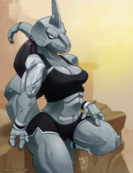 O is for Onix