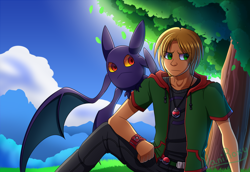 Most recent image: Pokemon World