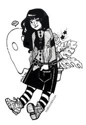 Molly Monstera