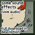 Some created sound effects