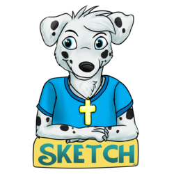 Badge for Sketch