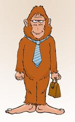 Hairy Mason, bigfoot attorney