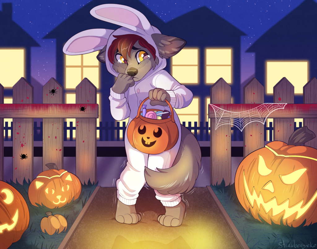 Scary - Commission