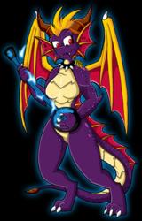 Spyro - Freya the Dragon