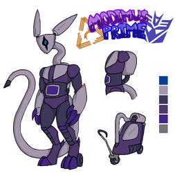 Modimus Prime ref