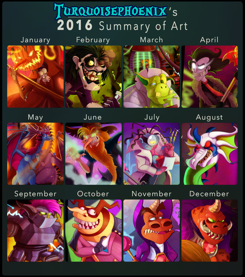 Featured image: 2016 in Review