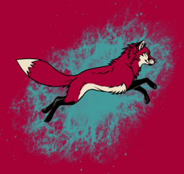 The Fox - Shirt Design