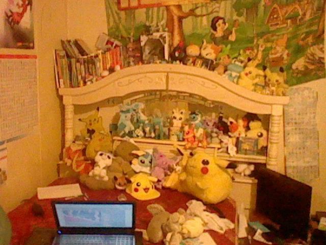 Most of my pokemon stuff