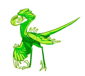 Neo - Dromeosaur