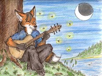 Fox Amoore's Guitar Solo