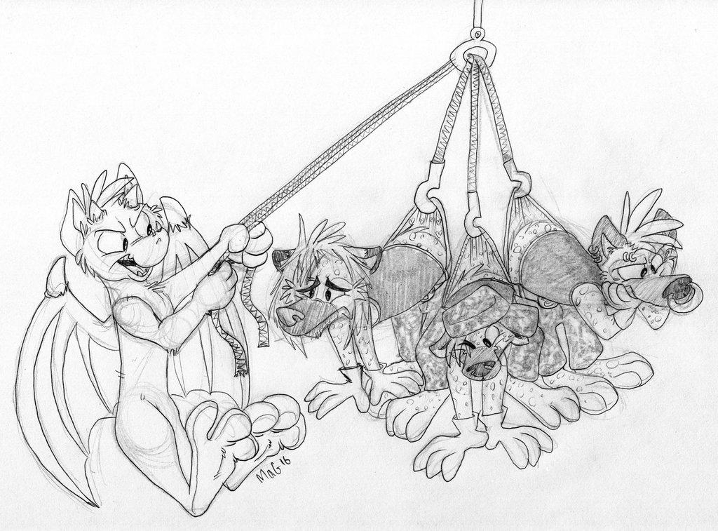 Gumdrop Hooks 3 Yena Dorks! (By Magferret)
