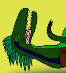 Raptor Belly Rub