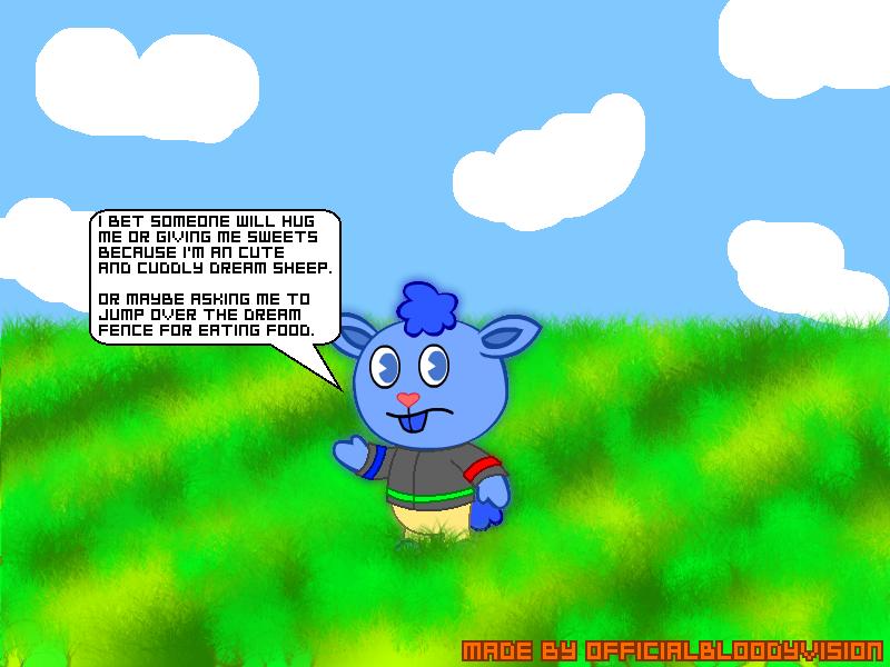 BV as an Actual Dream Sheep