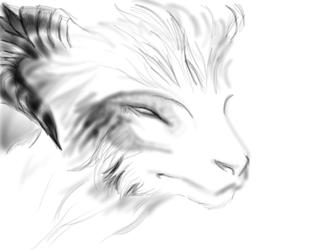 Demon Pegasus Weasyl