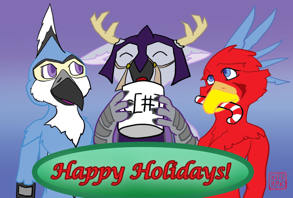 Most recent image: Happy Holidays 2013