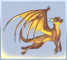 Golden Blaze [Custom/Trade]