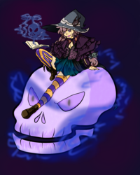 Happy Halloween ( late upload )