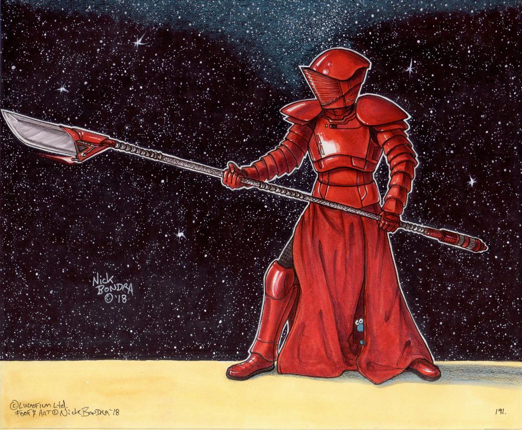 Elite Praetorian Guard ( Sixth Guard )