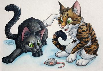 Mitzi and Maisie