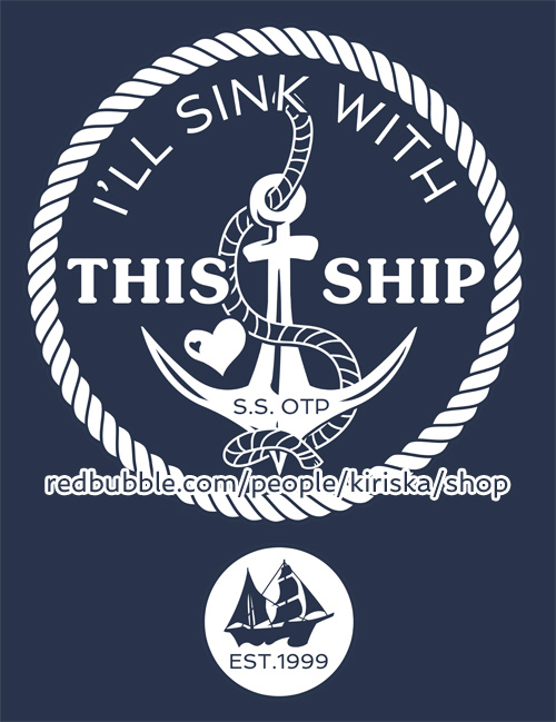I'll Sink With This Ship