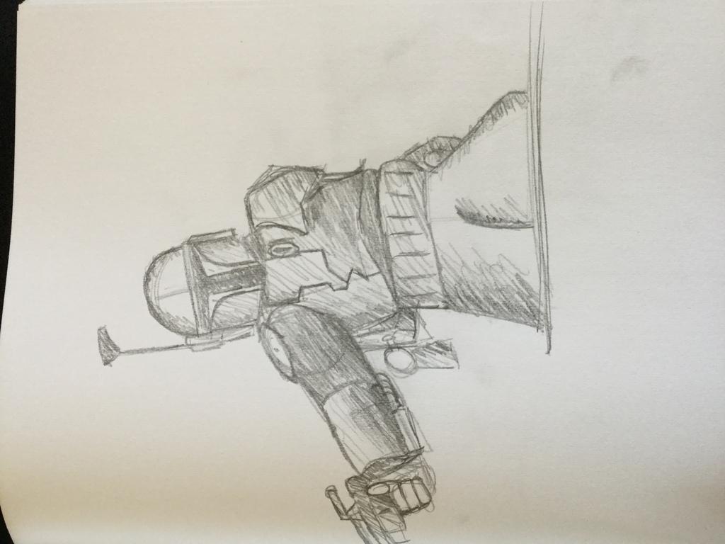 Most recent image: Boba Fett Traditional Art
