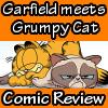 (VIDEO) Garfield meets Grumpy Cat Review