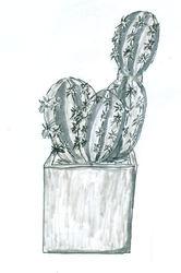 Inktober - day 25 - Prickly