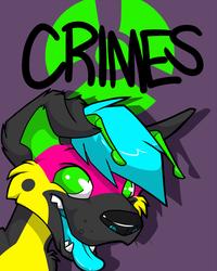 Stylized Badge - Crimes