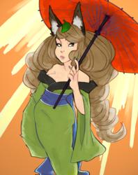 Servant to Inari