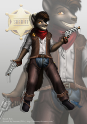 Kofi, The Sheriff (Normal Version)