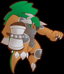 Hammer Slam Torterra