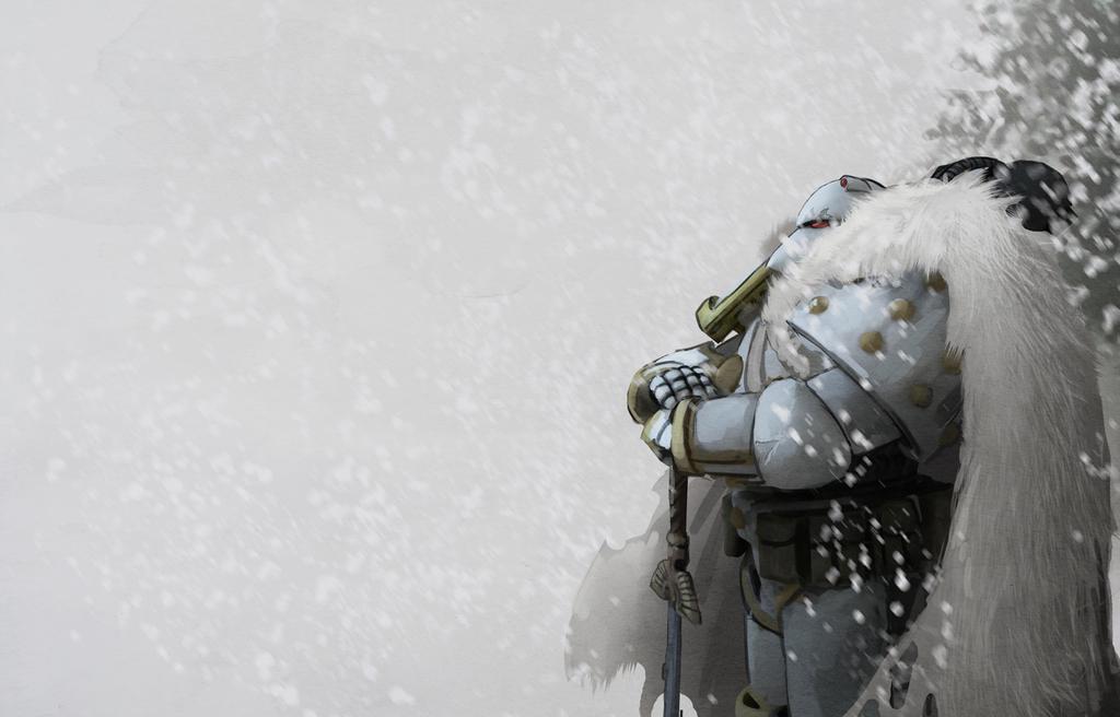 Snow Bear Sentry