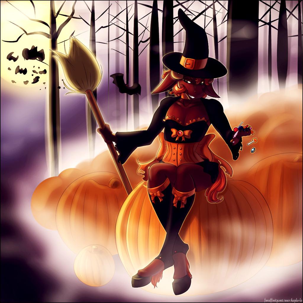 -COMMISSION- Happy Halloween!