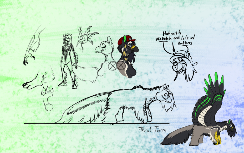 Most recent image: Sheo the Chimera- Concepts