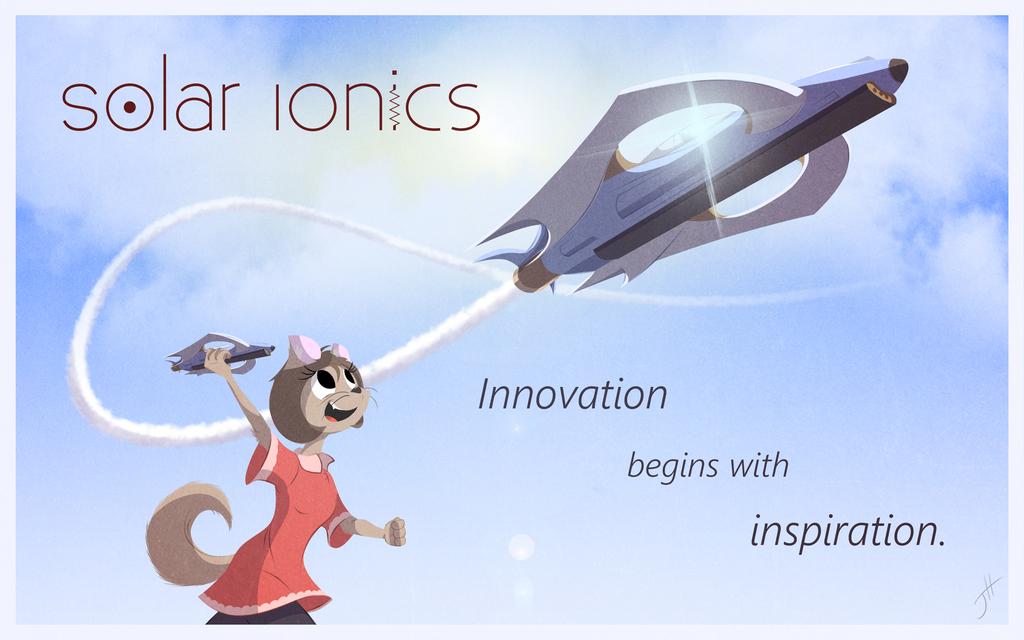 Solar Ionics Poster Ad